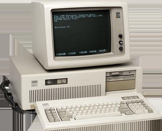 Matthew Haas - 286 Computer